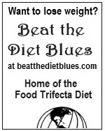 BeattheDietBlues.com ... Home of the Food Trifecta Diet